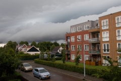Zivatar előtt, Nieuw-Vennep